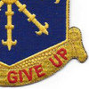 206th Field Artillery Regiment Patch | Lower Right Quadrant