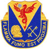 206th Chemical Battalion Patch