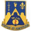 205th Armor Regiment Patch