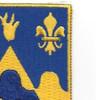 205th Armor Regiment Patch | Upper Right Quadrant