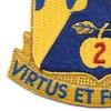 205th Armor Regiment Patch | Lower Left Quadrant