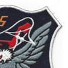 204th Air Lift Squadron Hyakuri Japan Patch | Upper Right Quadrant