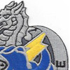 202nd Military Intelligence Battalion Patch | Upper Right Quadrant