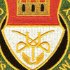 202nd Cavalry Regiment Patch | Center Detail