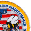 202 CBMU Construction Battalion Maintenance Unit Patch | Upper Right Quadrant