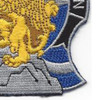 201st Military Intelligence Battalion Patch | Lower Right Quadrant