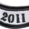 2011 Rocker Bottom Tab Patch | Center Detail