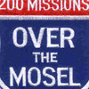200 Missions Over The Mosul Patch | Center Detail