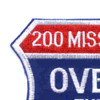 200 Missions Over The Mosul Patch | Upper Left Quadrant