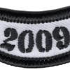 2009 Rocker Bottom Tab Patch | Center Detail