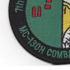 7th Special Operations Squadron MC-130H Combat Talon II Patch   Lower Left Quadrant