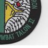 7th Special Operations Squadron MC-130H Combat Talon II Patch   Lower Right Quadrant