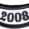2008 Rocker Bottom Tab Patch   Center Detail