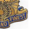 1st Transportation Battalion Patch | Lower Right Quadrant