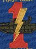 1st Tank Battalion Patch