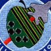 1st Tactical Fighter Wing Patch (William Tell) | Center Detail
