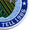 1st Tactical Fighter Wing Patch (William Tell) | Lower Right Quadrant