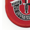 7th Special Forces Group with Crest Large Patch   Lower Left Quadrant