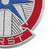 1st Sustainment Command Patch | Lower Right Quadrant