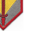 1st Sustainment Brigade Shoulder Sleeve Patch | Lower Right Quadrant
