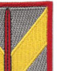 1st Sustainment Brigade Shoulder Sleeve Patch | Upper Right Quadrant