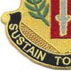 1st Sustainment Brigade Patch | Lower Left Quadrant