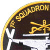 1st Squadron Charlie Scout Company 9th Cavalry Regiment Patch | Upper Left Quadrant