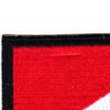 1st Squadron 9th Cavalry Regiment Patch | Upper Left Quadrant
