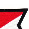 1st Squadron 9th Cavalry Regiment Patch | Upper Right Quadrant