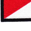 1st Squadron 9th Cavalry Regiment Patch | Lower Left Quadrant