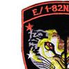 1st Squadron 82nd Aviation Attack Recon Battalion E Co Patch | Upper Left Quadrant