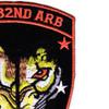 1st Squadron 82nd Aviation Attack Recon Battalion E Co Patch | Upper Right Quadrant