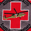 1st Squadron 189th GSAB Charlie Company Medical Evacuation Patch | Center Detail
