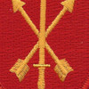 7th Special Forces Group Project White Star Flash Patch   Center Detail
