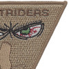 1st Squadron 159th Aviation Regiment Patch Desert | Upper Right Quadrant
