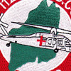 1st Squadron 112th Aviation Medical Company Air Ambulance Patch | Center Detail
