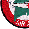 1st Squadron 112th Aviation Medical Company Air Ambulance Patch | Lower Left Quadrant