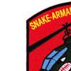 1st Squadron 10th Air Cavalry Aviation Attack Regiment Delta Troop Patch | Upper Left Quadrant