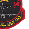 1st Special Operations Squadron Patch Goose 49 | Lower Right Quadrant