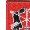 7th Special Forces Group Flash Patch With Crest | Upper Left Quadrant