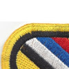 1st Special Forces Group South Korea Oval Patch | Upper Left Quadrant