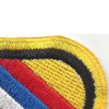 1st Special Forces Group South Korea Oval Patch | Upper Right Quadrant
