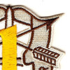 1st Special Forces Group Crest Desert Yellow 1 Patch | Upper Right Quadrant
