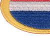 1st Special Forces Group Airborne Para Oval Patch   Lower Left Quadrant