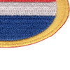 1st Special Forces Group Airborne Para Oval Patch   Lower Right Quadrant