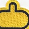 1st Special Force Group Pocket Oval Patch | Center Detail