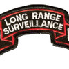 2nd Infantry Long Range Patch | Center Detail