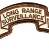 2nd Infantry Long Range Desert Patch | Center Detail
