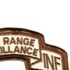 2nd Infantry Long Range Desert Patch | Upper Right Quadrant