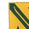 803rd Armor Cavalry Regiment Patch   Upper Left Quadrant